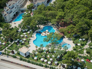 Urlaub Göynük im Seven Seas Hotel Life