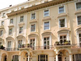 London im Dolphin Hotel