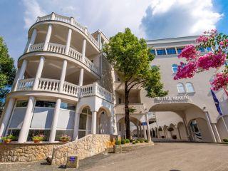 Urlaub Malinska im Hotel Malin