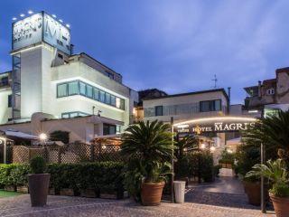 Neapel im Magri's Hotel