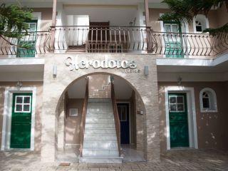 Urlaub Limni Keri im Herodotos Studios