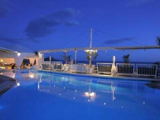 Platys Gialos im Mykonos Palace Beach Hotel