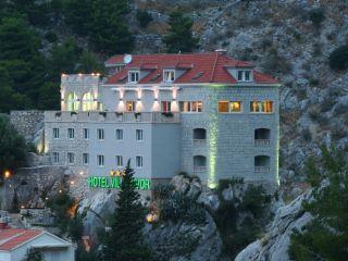Urlaub Omis im Villa Dvor