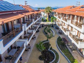 Urlaub Pefkochori im Apanemia by Flegra Hotels