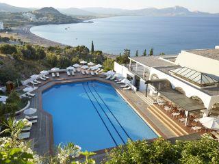 Urlaub Lindos im Lindos Mare, Seaside Hotel