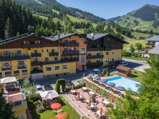 Saalbach im Hotel Austria