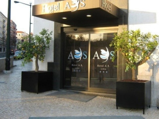Lissabon im Hotel A.S. Lisboa