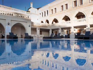 Urlaub Ortahisar im Dilek Kaya Hotel