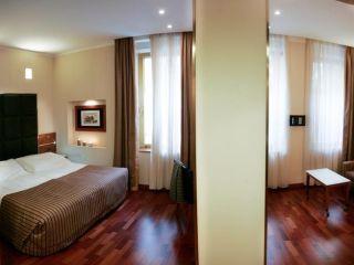 Mailand im Best Western Hotel Madison