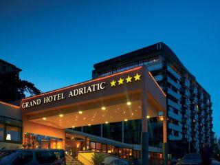 Urlaub Opatija im Grand Hotel Adriatic I