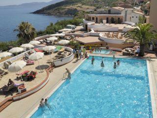 Urlaub Castelsardo im Hotel Pedraladda