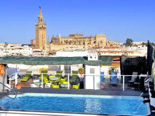 Urlaub Sevilla im Becquer