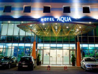 Burgas im Aqua Hotel