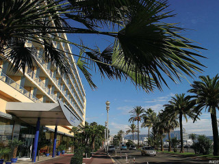 Nizza im Radisson Blu Hotel, Nice