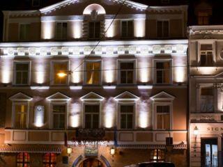 Vilnius im Narutis Hotel
