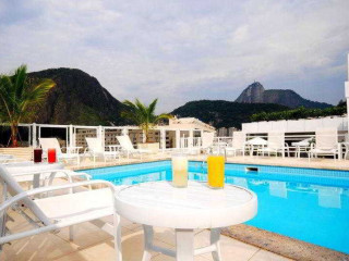 Rio de Janeiro im Atlantico Copacabana