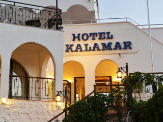 Urlaub Kalkan im Kalamar Hotel