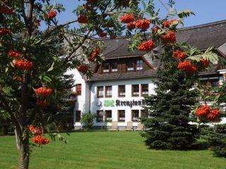 Urlaub Friedebach im Waldhotel Kreuztanne