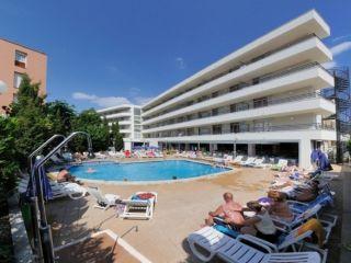 Urlaub Tossa de Mar im Medplaya Aparthotel Esmeraldas
