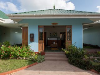 Anse Reunion im Le Relax Self-Catering