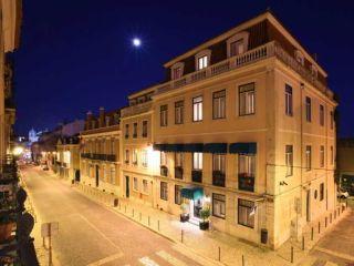 Lissabon im As Janelas Verdes