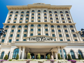 Urlaub Girne im Lord's Palace Hotel