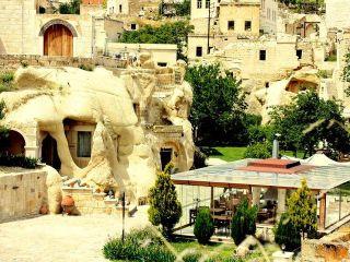 Urlaub Ortahisar im Dreams Cave Hotel