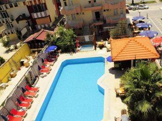 Urlaub Side im Orient Apart Otel