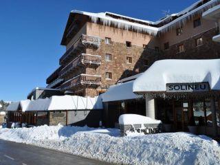 Urlaub La Molina im Hotel Solineu