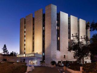 Jerusalem im Prima Park Hotel Jerusalem