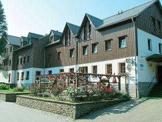 Pobershau im Hotel Schwarzbeerschänke