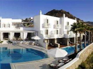 Urlaub Kalafati im La Residence Mykonos Hotel Suites