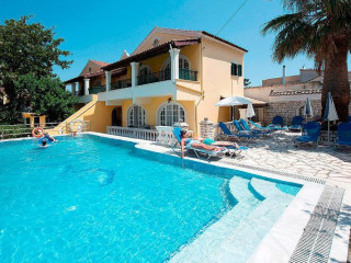 Urlaub Kassiopi im Andreas Pool Apartments