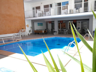 El Arenal im Hotel Teide