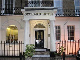 London im Orchard Paddington