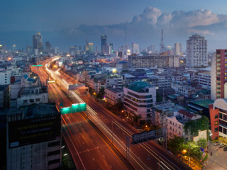 Urlaub Bangkok im Twin Towers
