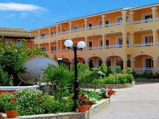 Urlaub Sidari im Luisa Hotel