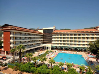 Urlaub Içmeler im L'Etoile Hotel