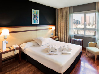 Urlaub Madrid im Hotel ILUNION Pío XII