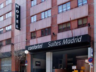 Urlaub Madrid im Hotel ILUNION Suites Madrid