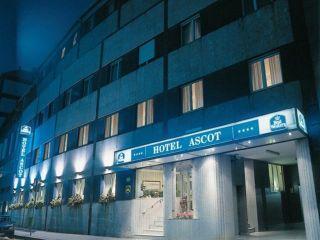 Mailand im Hotel Ascot