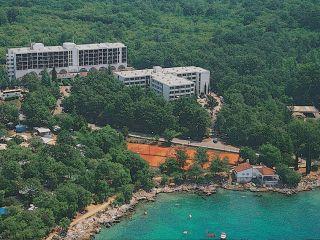 Urlaub Njivice im Aminess Magal Hotel