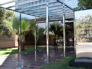 Urlaub Playa d'en Bossa im Sirenis Hotel Tres Carabelas