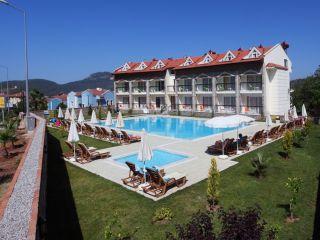 Urlaub Ölüdeniz im Orka Club Hotel & Villas