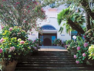 Anacapri im Hotel San Michele