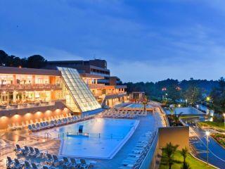 Porec im Hotel Molindrio Plava Laguna