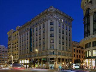 Madrid im Hotel Madrid Gran Vía 25 Managed by Melia