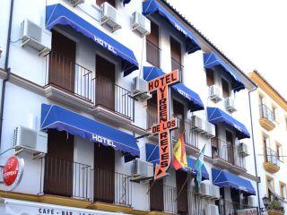 Ronda im Hotel Virgen de los Reyes