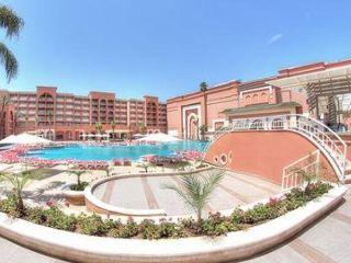 Marrakesch im Savoy Le Grand Hotel