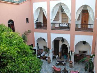 Marrakesch im Riad Barroko